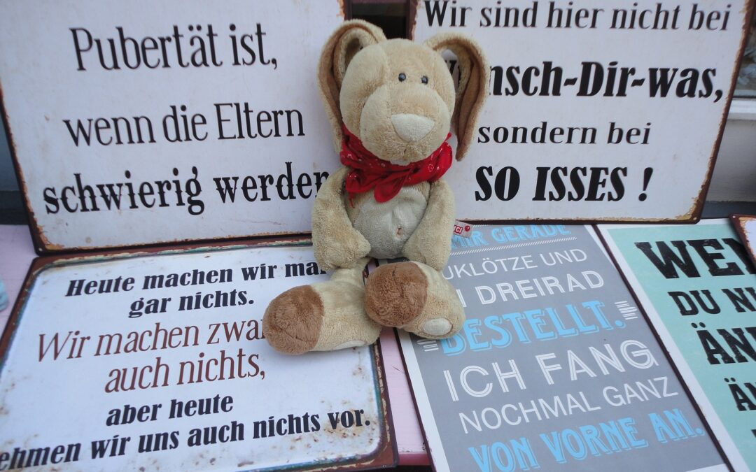 Tyske ordsprog og talemåder